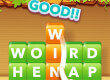 Word Heaps game