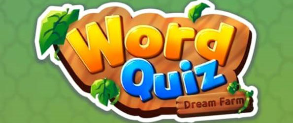 Word Quiz - Dream Farm - Boost your brain by completing word puzzles and decorate your farm the way you like in this exciting trivia game that'll keep you hooked for hours.
