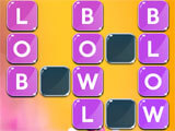 Wordscapes in Bloom gameplay