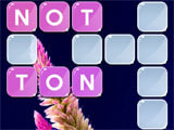 Wordscapes in Bloom challenging level