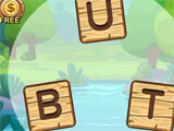 Forming words in the game