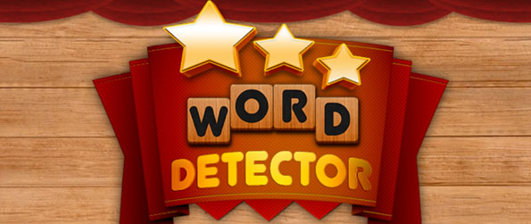 Word Detector - Enjoy hundreds of levels of word games here in Word Detector!