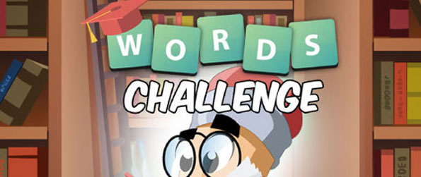Words Challenge - Solve each puzzle by using all the letters provided!