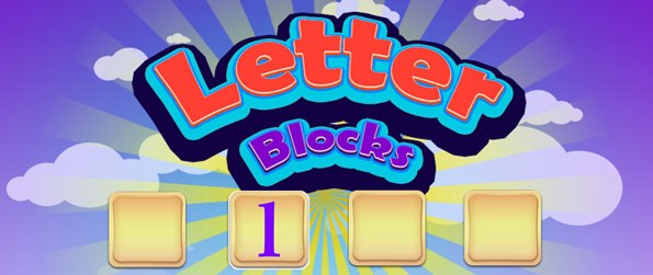Letter Blocks - Rearrange the letters to form words as pronounced by the AI in Letter Blocks!