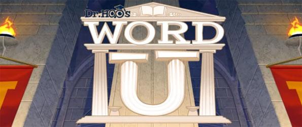 Word U - Enjoy this fun and addictive word game that'll make you want to keep coming back for more.