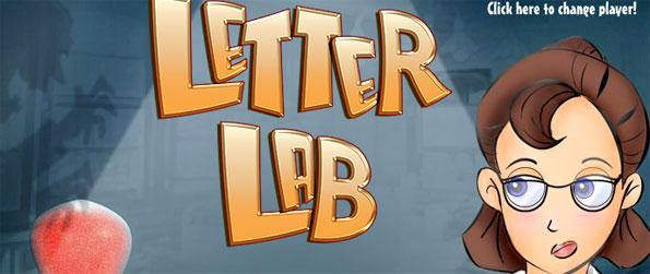 Letter Lab - Test your vocabulary skills in this addicting game Letter Lab.