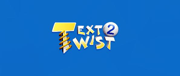 Text Twist 2 - Sharpen up your vocabulary skills in this addicting word game.