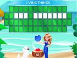 Wheel of Fortune Puzzle Pop Living Things Puzzle