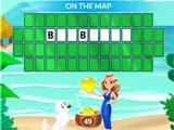 Wheel of Fortune Puzzle Pop On the Map Puzzle