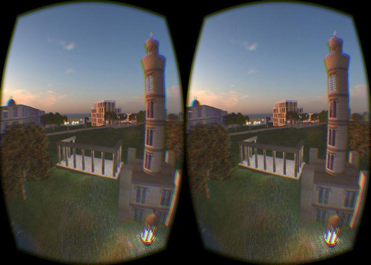2015 - Second Life in virtual reality