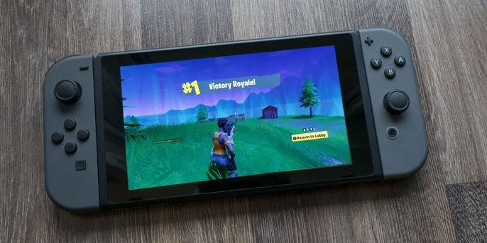 Fortnite on the Switch