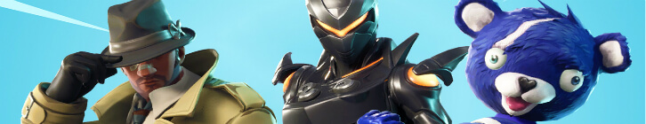 Fortnite Update: Space-time Rifts and New Items