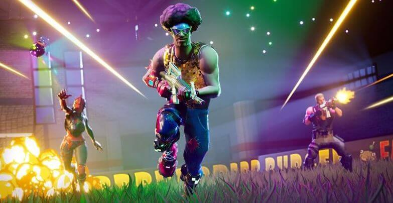 Play aggressive to be better in Fortnite