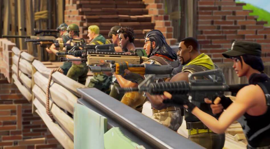 Players can now play together regardless of the console