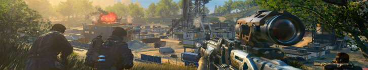 Call of Duty Black Ops 4 Blackout: Free Trial Week Impressions preview image