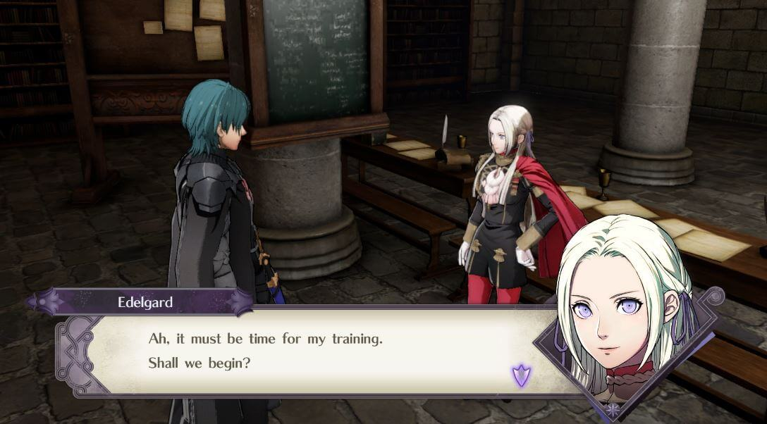 Fire Emblem: Three Houses looks very promising