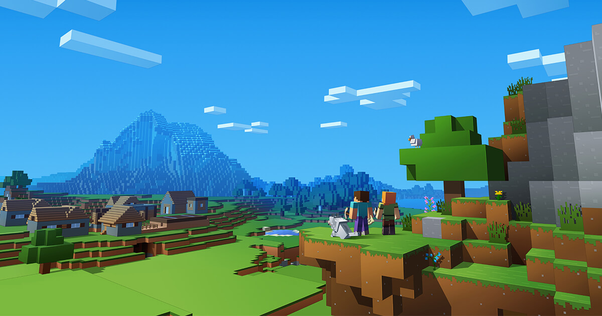 Minecraft is now a lot better