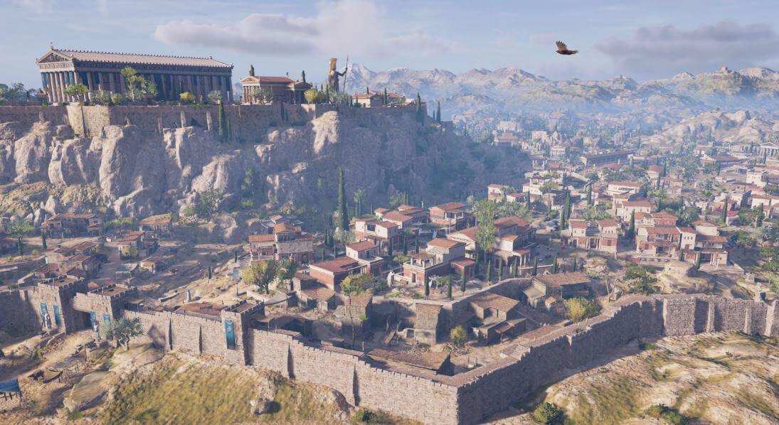Ancient Athens in AC: Odyssey