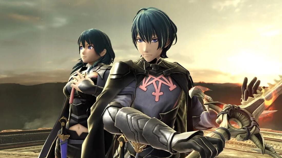 Example of good monetization: Super Smash Bros and Fire Emblem