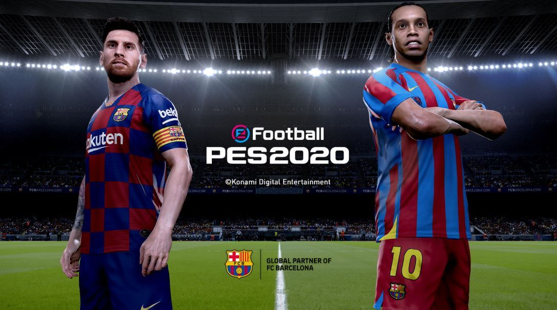 eFootball PES needs to be on the Switch