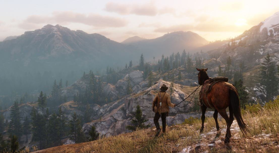 Red Dead Redemption 2 has an amazing world