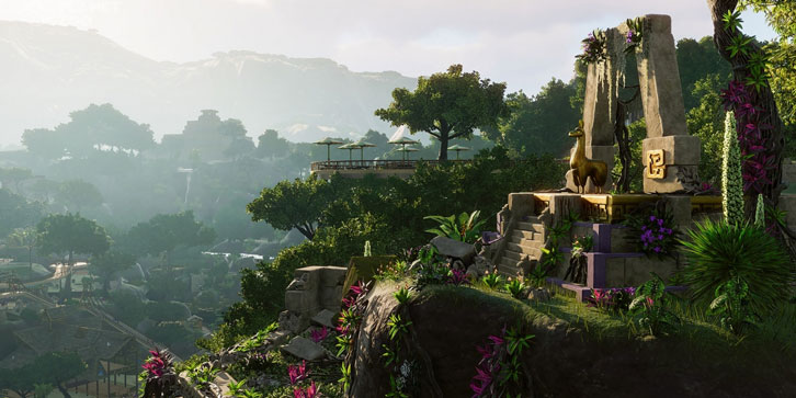 Create your own jungle adventure with Planet Zoo's South American DLC