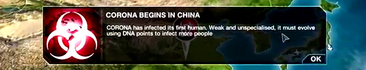 Plague Inc. And The Corona Virus Outbreak