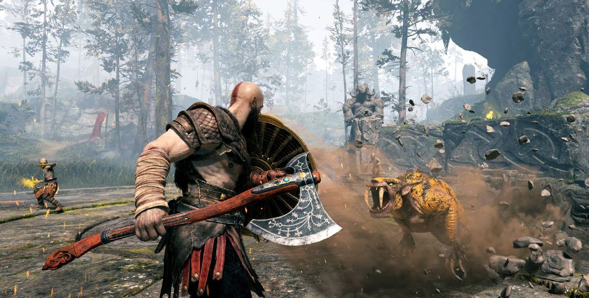 We can't wait for the God of War sequel