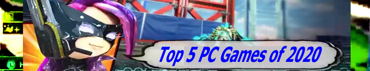 Top 5 PC Games of 2020 preview image