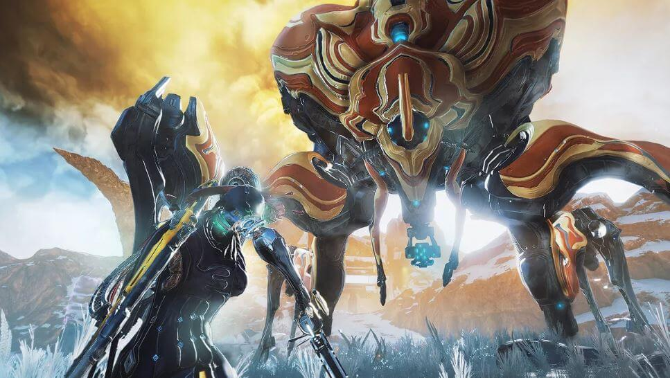 By adding new elements in, Warframe excelled