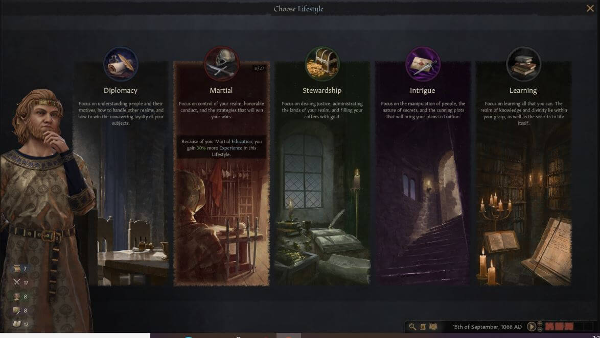 Grand Strategy games, like the upcoming Crusader Kings 3, is not just about war