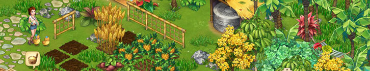 Why Taonga is So Much More Fun to Play Than Farmville? preview image