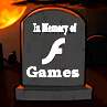 Saying Goodbye to Online Flash Games in 2021