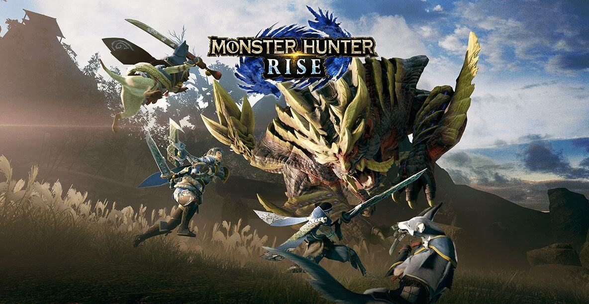 Monster Hunter Rise promises to be big