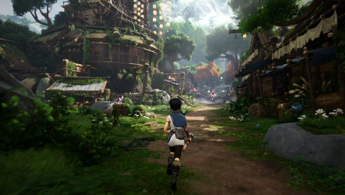 Kena is a new IP that looks promising