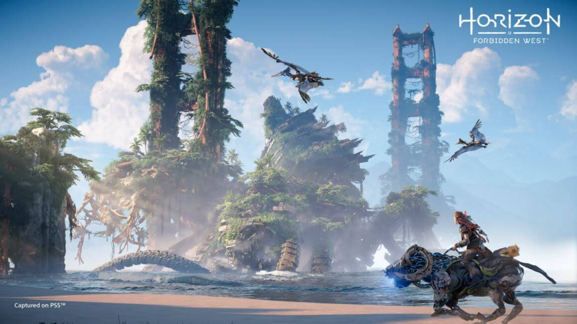 Horizon Forbidden West is a continuation of Aloy's Story