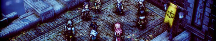 Triangle Strategy: Final Fantasy Tactics' Spiritual Successor