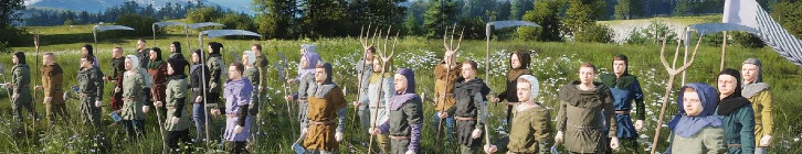 A Medieval Game Wishlist from a History Lover