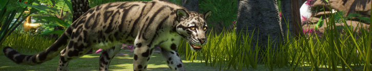 WWGDB - Restore the Haiwan-Hebat Park in Planet Zoo: Southeast Asia Animal Pack!