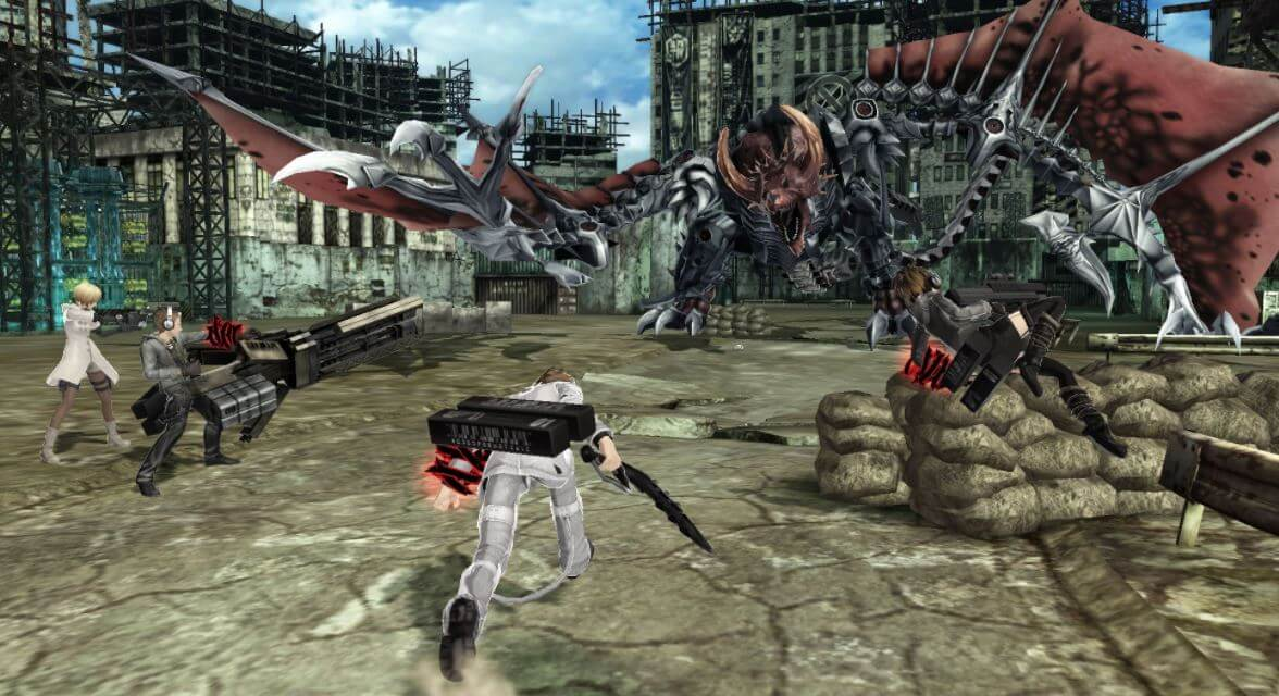 Freedom Wars was incredibly underrated