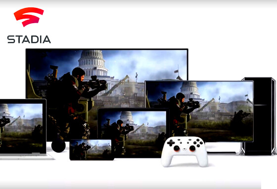 Cloud Gaming on Stadia