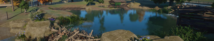 WWGDB - Travel to the Blue Ridge Mountains with Planet Zoo's North America Animal Pack DLC!