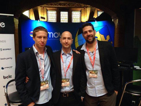 Optimove: The team at Casual Connect Amsterdam