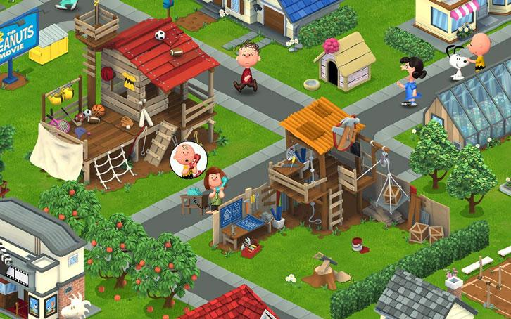 Snoopy's Town Tale