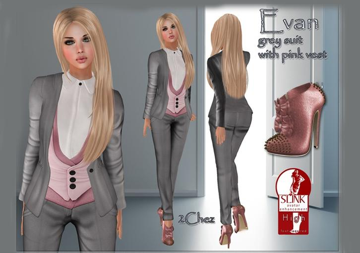 clothing line in Second Life