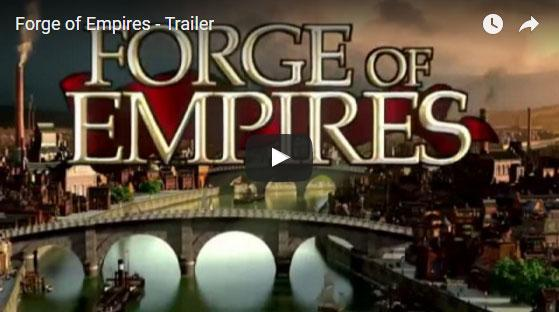 Forge of Empires Trailer Video