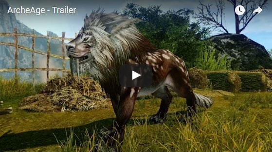 ArcheAge Trailer Video
