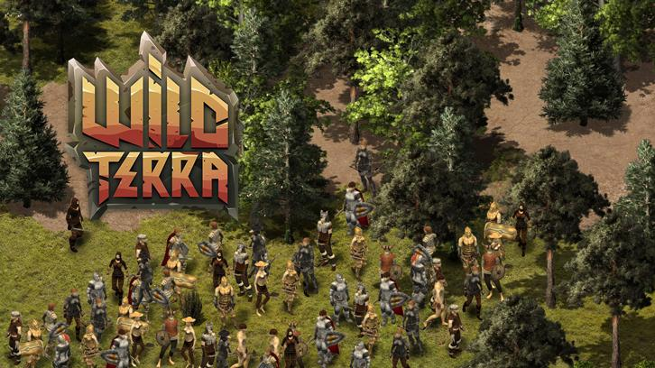 Wild Terra: Free PvP Open Test and Black Friday Deals