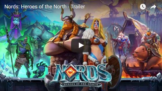 Nords: Heroes of the North Trailer Video