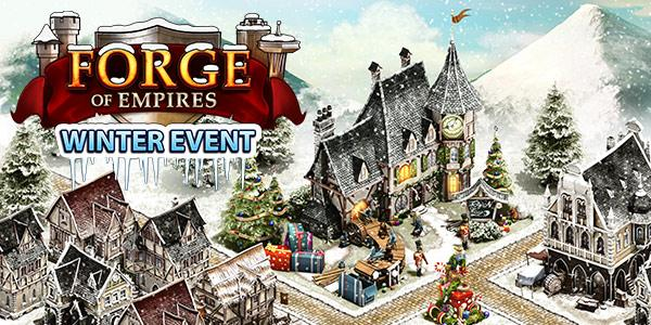 Forge of Empires Winter Event